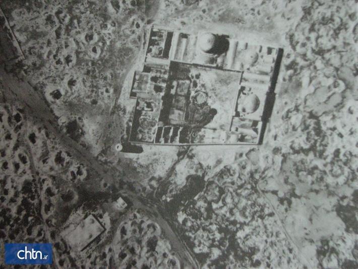 مسجدجامع ساوه راوی حکایتی هزارساله