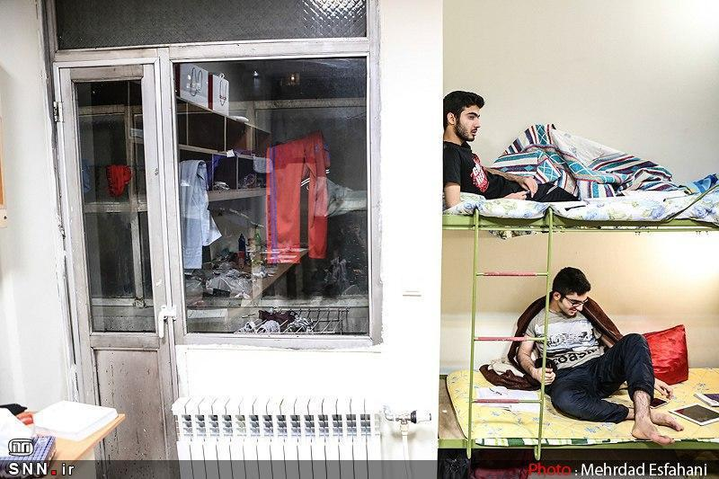 افزایش 800 تخت خوابگاهی در دانشگاه اراک