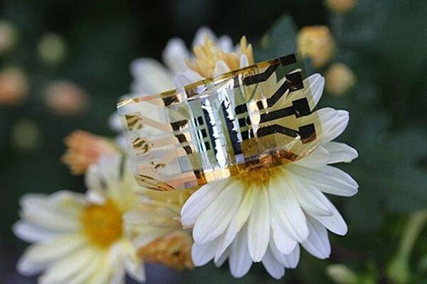 سلول خورشیدی فوق سبک برای شارژ ساعت های هوشمند