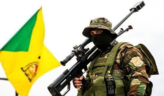 درخواست حزب الله عراق برای حضور یکی از فرماندهان حشد شعبی در تیم مذاکره با آمریکا